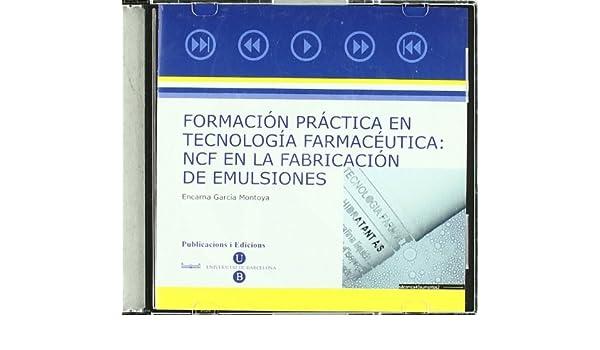 Formación práctica en tecnología farmacéutica: NCF en la fabricación ...