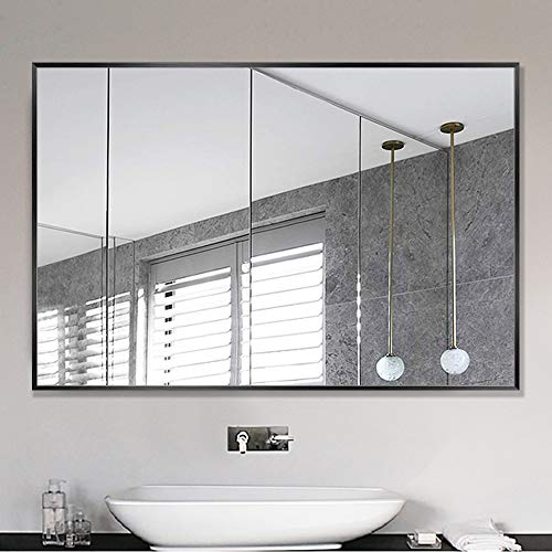 PexFix Large Wall Mounted Bathroom Mirrors Vanity Mirror ...