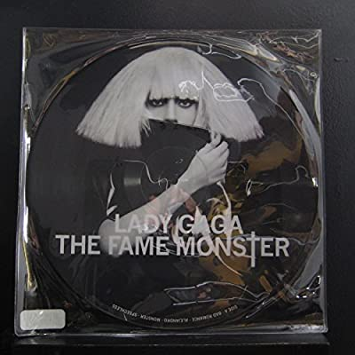 Lady Gaga - The Fame Monster - Lp Vinyl Record