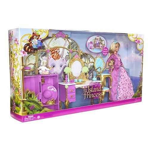 Barbie Princess Rosella Doll - Barbie as the Island Princess: Princess Rosella Playset and Doll