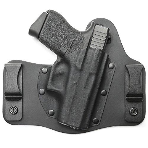 Combat Holster Glock (ComfortTuck Combat Cut Hybrid Holster - Glock 43 - Right Hand Draw)