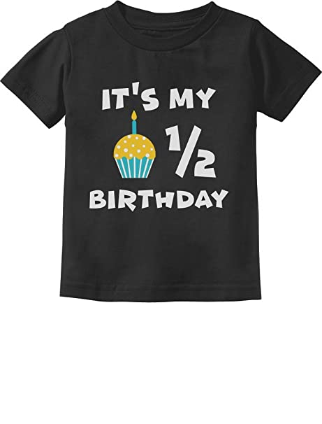 Amazon.com: It s My Media traje de cumpleaños para bebé 1/2 ...