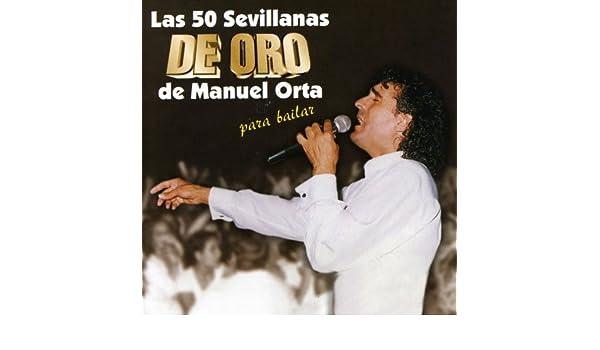 Sevillana: Los Besos de Manuel Orta, Guitarra Manolo Franco en ...