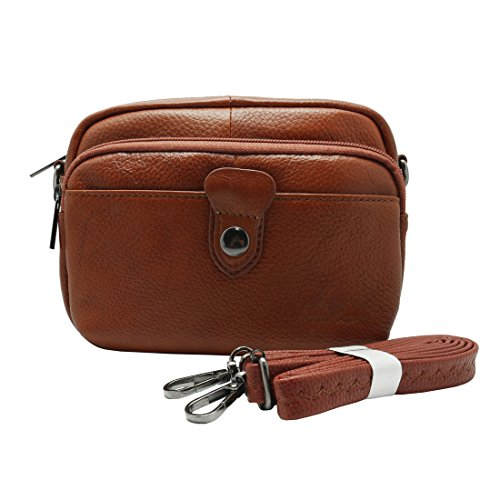 small-leather-messenger-bag-cellphone-passport-case-travel-bag-tool-holster-pouch-waist-fanny-pack-b