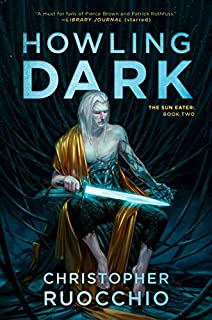 Book Cover: Howling Dark