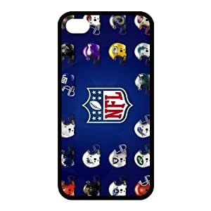 Custom NFL Back Cover Case for iphone 4,4S JN4S-660 by mcsharks