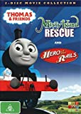 Thomas & Friends Misty Island Rescue / Hero of the Rails | NON-USA Format | PAL | Region 4 Import - Australia