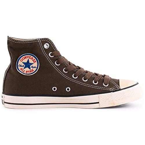 Converse  Chuck Taylor All Star Homme Vintage Washed Twill Hi,  Herren Sneaker Grün - grün