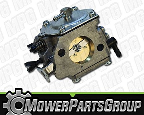 F125 OEM Carburetor Walbro WJ-123-1 fits Makita DPC6430 DPC6431 Dolmar PC-6412