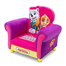 Nick Jr. Paw Patrol Skye and Everest Deluxe Upholstered Chair