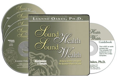 Sound Health, Sound Wealth Frequency Treatments (4 Compact Discs/Pamphlet) pdf