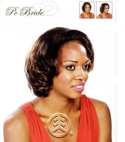 Junee Fashion Half Wig PC Bride Color: TC4/30