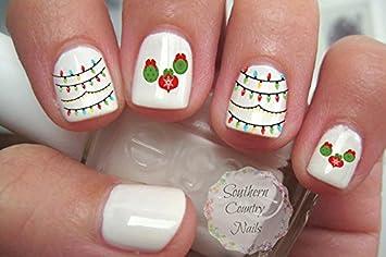 Cute Christmas Nail Art Decals CH108 Nail Decals