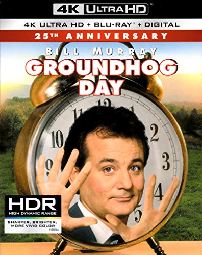 UPC 043396512085, Groundhog Day Includes Digital Copy 4K Ultra HD Blu-ray/Blu-ray 1993 HDR