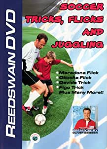 Soccer Tricks, Flicks & Juggling