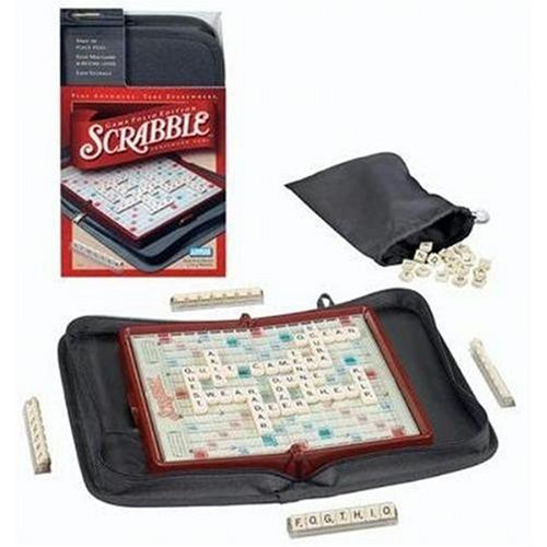 Game Folio Scrabble - Games Travel Folio