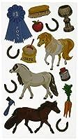 Sticko Pony Show Stickers