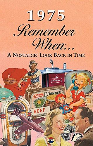 Seek Publishing 1975 Remember When KardLet (RW1975)