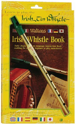 Waltons Irish Tin Whistle Pack Bk & Whistle* [Paperback] By # ()