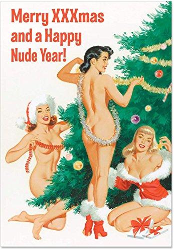 1905 Happy Nude Year NobleWorks