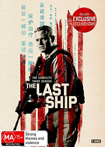 The Last Ship: Series 3 | 3 Discs | NON-USA Format | PAL | Region 4 Import - Australia