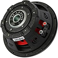 Massive Audio UFO10 10 Inch Shallow Subwoofer - High Powered 600 Watt Shallow Mount Subwoofer 2.5 inch Voice Coil and Dual 4 Ohm. Thinnest Car Subwoofer with a Clean Deep Bass Sound! Sold Individually