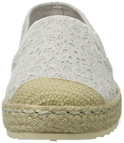 Mustang 1245-207, Women's Espadrilles, Off White (203 Ice), 6 UK (39 EU)