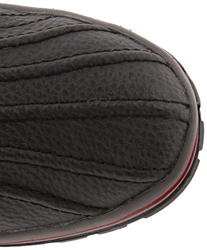 Pajar Canada Burman Hombre Botas de nieve Pato de invierno impermeable negro