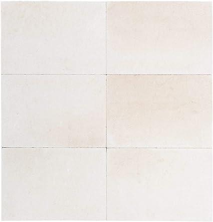Antalya White Limestone Tile Tumbled 24 X48 X1 2 Sample Order 4 X4