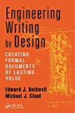 Engineering Writing by Design 1st Edition