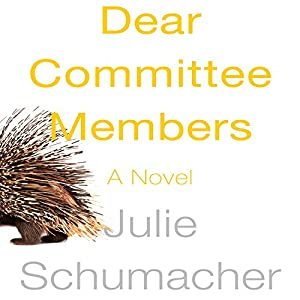 Dear Committee Members Audiobook