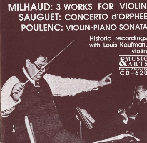 20th Century French Violin Works in Historical Recordings