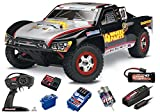 Traxxas 70054-1 Slash: 4WD Electric Short Course Racing Truck - Ready-To-Race (1 16 Scale) - Colors May Vary