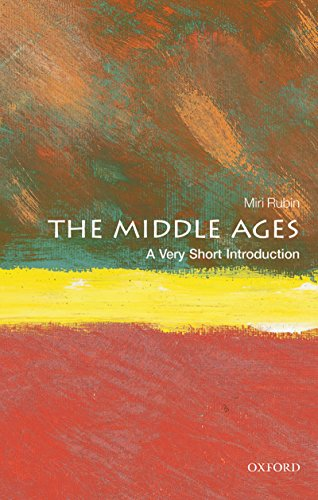The Middle Ages: A Very Short Introduction (Very Short Introductions) (A Short History Of The Middle Ages)