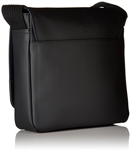 Lacoste Mens Flap Crossover Bag