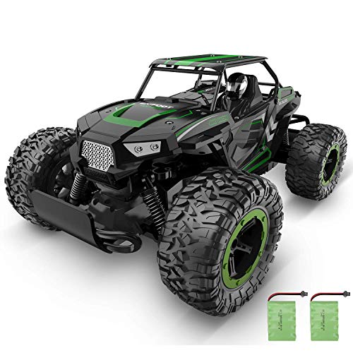 XIXOV RC Car, 1: 14 Scale High Speed Off Road Hobby Crawler Al-Alloy Boy 2.4Ghz Large Size Electronic Racing Vehicle Truck for All Age (Best 1 5 Scale Rc 2019)