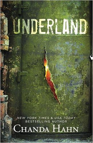 Amazon underland 9781522715665 chanda hahn books fandeluxe Images