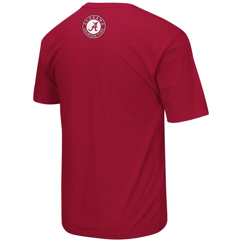67a96b9e3522 Amazon.com   Colosseum NCAA Men s -Big and Tall-Two Face T-Shirt   Sports    Outdoors