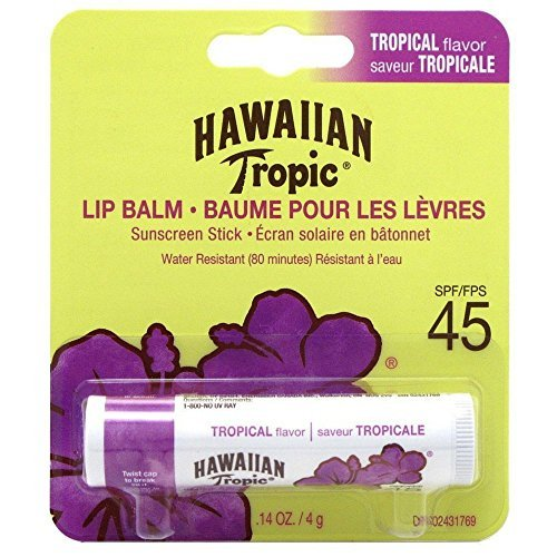 Hawaiian Tropic Lip Balm Tropical Flavor - 5