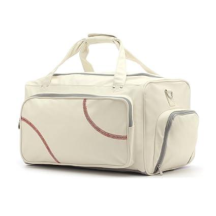 75e6607bd7 Amazon.com  Zumer Sport Actual Ball Material Duffel Bag