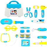 Deluxe Doctor Toy Medical Kits Pretend Play Set for Kids Boys