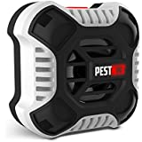 Pestnot ULTRASONIC PEST REPELLER PLUG IN - Pest Control (2019) UPGRADED ELECTRONIC Repellent + Night Light with MULTIPLE WAVELENGTHS to target MORE pests - Especially Mice, Mosquito & Roaches