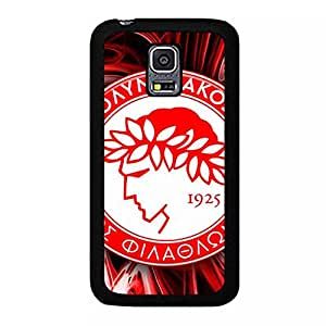 for Samsung Galaxy S5 Mini Olympiakos Piraeus FC Protect Case With Universal Style Olympiacos CFP Logo Image