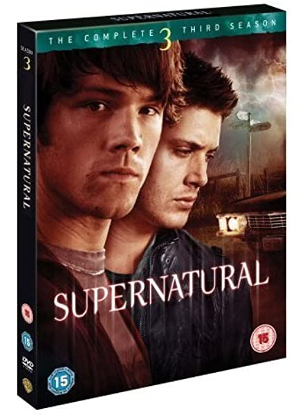 Supernatural: The Complete Third Season 5 Dvd Edizione: Regno Unito Reino Unido: Amazon.es: TV Series: Cine y Series TV