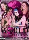 WSU - Women Superstars Uncensored Wrestling - As The World Turns DVD-R