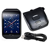 Galaxy Gear S Charger - Demomm(tm) Charger Charging Cradle Dock for Samsung Galaxy Gear S R750 Smart Watch (Galaxy Gear S)