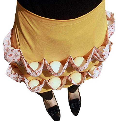Chicken Egg Apron Bib Kitchen Workwear Waist Tool