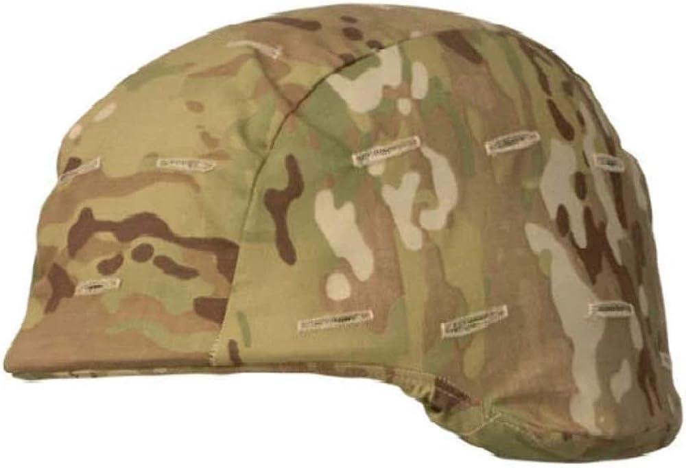 Tru Spec 5937004 PASGT Helmet Cover Medium//Large Multi-Cam Made With Kevlar