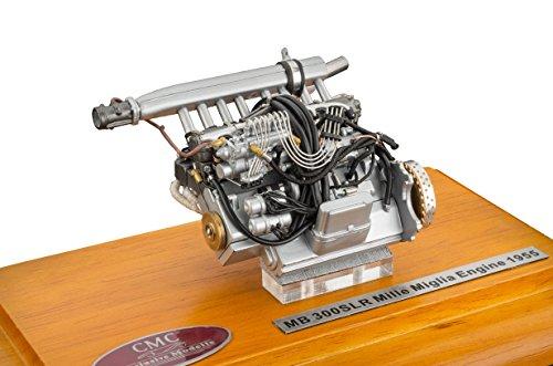 mercedes benz 300 slr engine