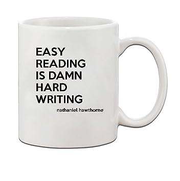 Est Écriture Lecture Nathaniel Facile Hawthorne Damn Rigide CoxEdeQrBW